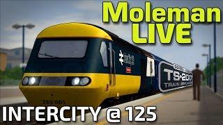 Gambar cover Train Simulator 2017   InterCity @ 125!   BR Class 43 HST '43002' (Moleman Live)