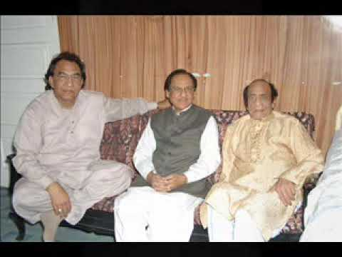 A special tribute to Mehdi Hassan - Ghulam Ali Speaks