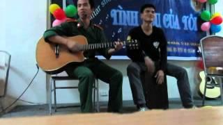 Mình là đàn ông - Liveshow guitar HVQY 2014 - Guitar Acoustic Cover