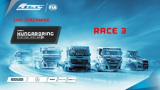 FIA ETRC - Season 2020 - #2 Hungaroring - Race 3
