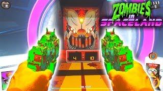 ZOMBIES IN SPACELAND WALKTHROUGH!! FIRST GAMEPLAY! INFINITE WARFARE ZOMBIES!!