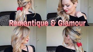 Romantique & Glamour/2 Coiffures