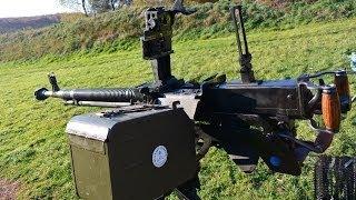 DSKM 12,7x108 mm nehézgéppuska (DShKM Heavy Machine Gun)