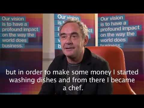 Interview: Ferran Adriá, Head Chef of El Bulli