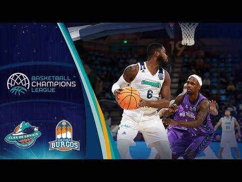 Eb Pau-lacq-orthez V San Pablo Burgos – Highlights – Basketball Champions League 2019-20