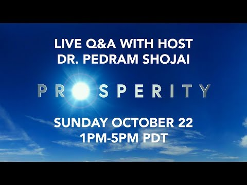 Prosperity Replay Weekend Live Q&A