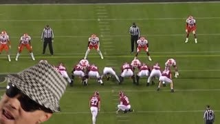 ALABAMA LOSES TO CLEMSON | YOUR SEASON IS OVER