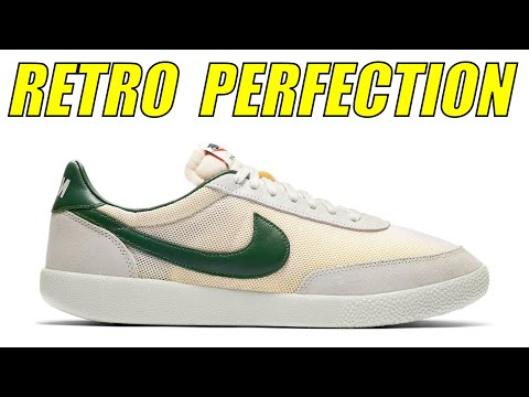 VINTAGE VIBE CHECK: Nike Killshot OG Gorge Green Review, Unbox, On Feet, Sizing, Detailed Look!
