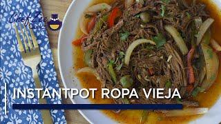 Instant Pot Ropa Vieja  Instant Pot Recipes  Cuban Recipes  Chef Zee Cooks