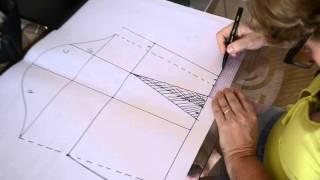 Como transformar manga simples em manga duas folhas