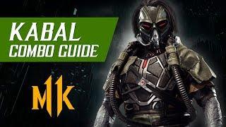 Kabal Combo Guide (Tournament/Ranked) – Mortal Kombat 11
