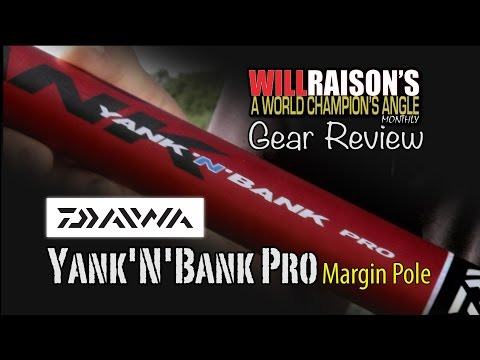 The New Daiwa Yank 'N' Bank Pro Margin Carp Pole