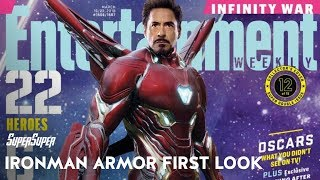 Ironman New Armor Full First Look | Explained in HINDI