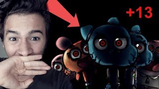 GUMBALL FNAF OYUNU! (Five Nights at Gumball's)