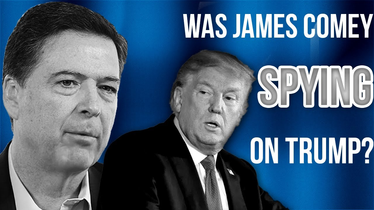 Judicial Watch IG Report Shows James Comey was SPYING on President Trump & Violated the Law! | T