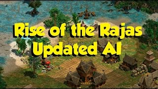 Rise of the Rajas Updated AI (Gameplay)