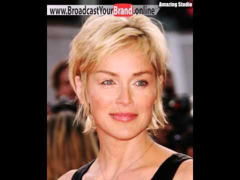 Kurze Frisuren Für Feine Blonde Haare YouTube