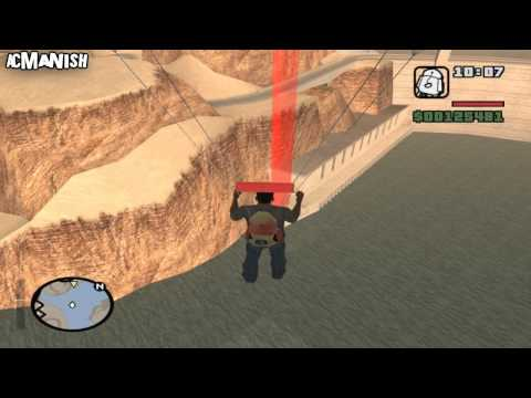 GTA San Andreas - Mission #79 - Dam and Blast