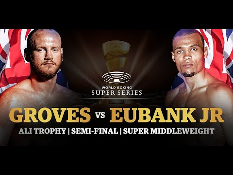 Джордж Гроувз - Крис Юбэнк, мл. / George Groves vs. Chris Eubank Jr