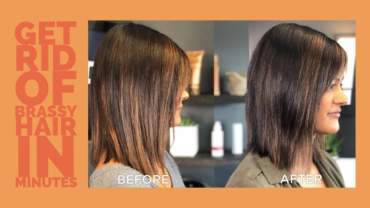 How To Get Rid Of Bry Hair Fanola No Orange Shampoo