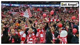 EFL Cup final - Saints vs Man Utd - Peter's big day out!