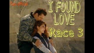 I Found Love Song - Race 3 | Salman Khan ,Jacqueline Fernandez | Vishal Mishra | Bollywood Song 2018