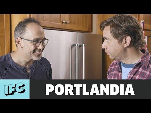 Two Boyfriends ft. David Wain  Portlandia  Season 8
