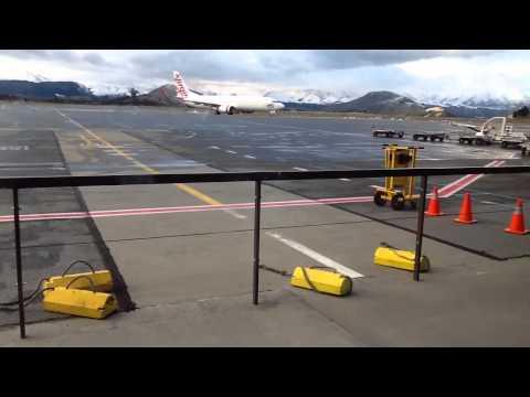 Queenstown Airport | Virgin Australia Arrival
