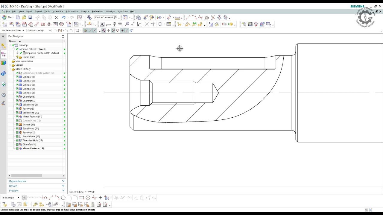 Nx cae tutorial pdf