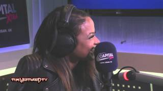 Christina Milian on The Dream, Lil Wayne, Turned Up - Westwood