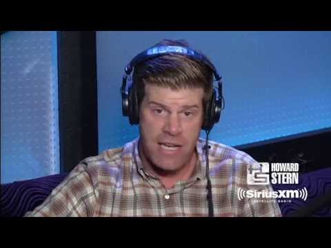 Steve Rannazzisi Comes Clean About 911 Lie To Howard Stern