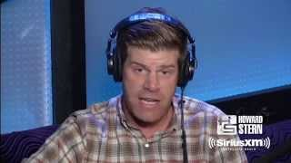 Steve Rannazzisi Comes Clean About 9/11 Lie To Howard Stern