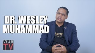 Dr. Wesley Muhammad on FOI Inspecting VladTV HQ Before Interview (Part 2)