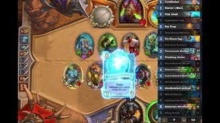 [Hearthstone] Easy rank 5 with this hunter deck.