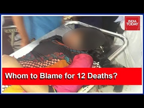Who Is To Blame For 12 Tuticorin Deaths Over Anti-Sterlite P
