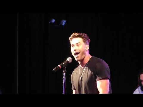 Ace Young   Head Over Feet  Broadway Sings Alanis 08202018