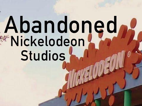Abandoned - Nickelodeon Studios