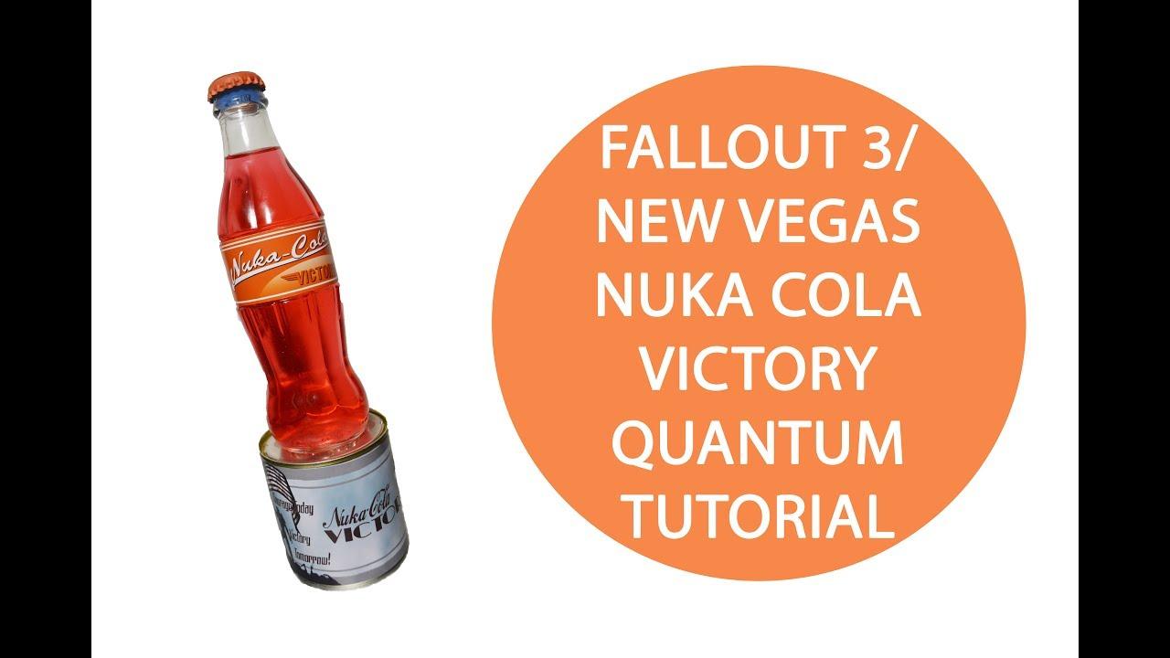 nuka cola victory quantum fallout 3 fallout new vegas tutorial diy