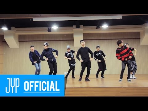 "GOT7 ""Girls Girls Girls"" Dance Practice #2"