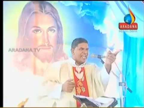 Fr.Christuraj Message on God's Ability & Power are at Work in You