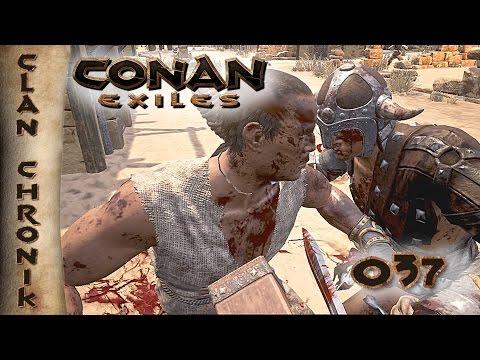Conan Exiles | CLAN Chronik EP37: Nahk(r)ampf
