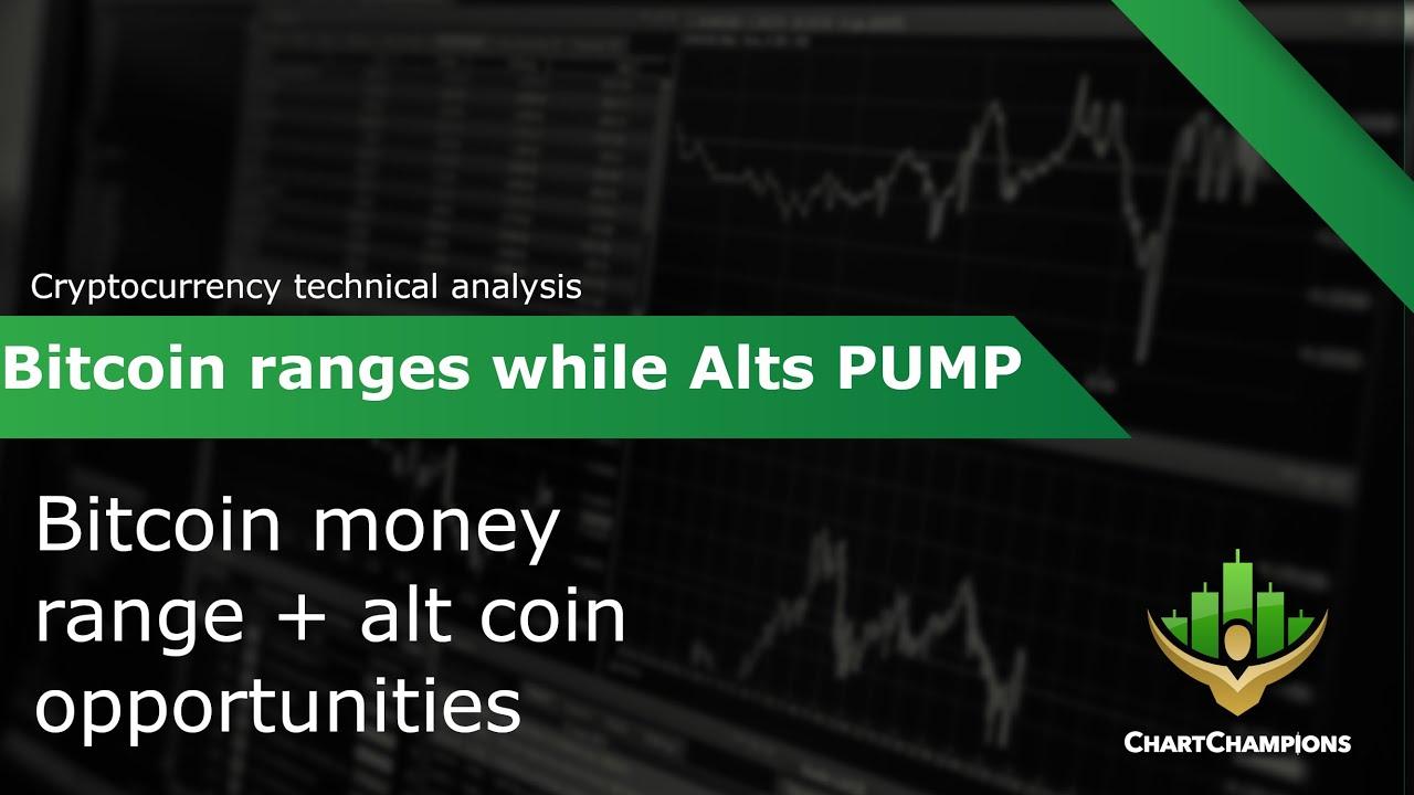 ALTS PUMPING💸📈 BTC, XTZ, LINK  - Bitcoin Technical Analysis.