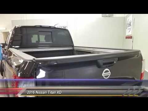 2016 Nissan Titan XD Denison Sherman Durant GN509193