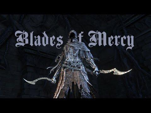 bloodborne pvp blade of mercy youtube