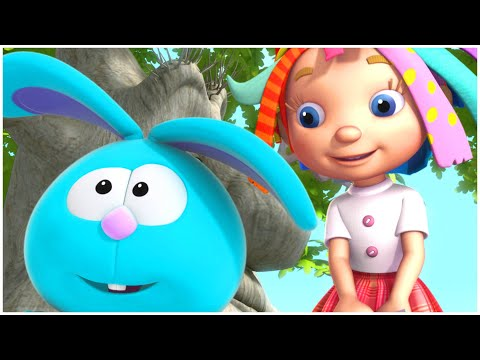 Cartoon for Kids | Newspaper and Reporter | Compilation | Everythings Rosie