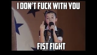 I don't f*ck with you - Fist Fight (LYRICS)