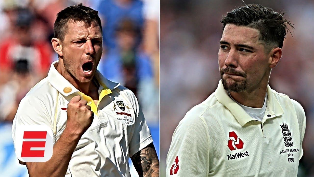 England vs. Australia 'still in the balance' despite Rory Burns' 125* - Johnson | 2019 Ashes