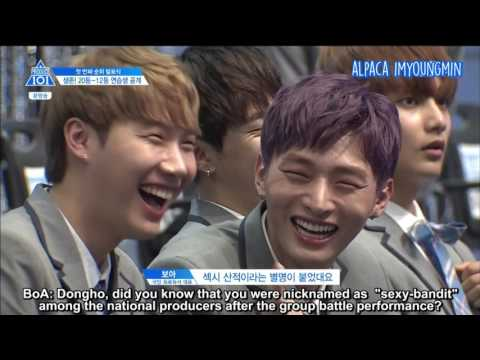 [ENG] Produce 101 Season 2 EP 5 | Rank 14 - 12