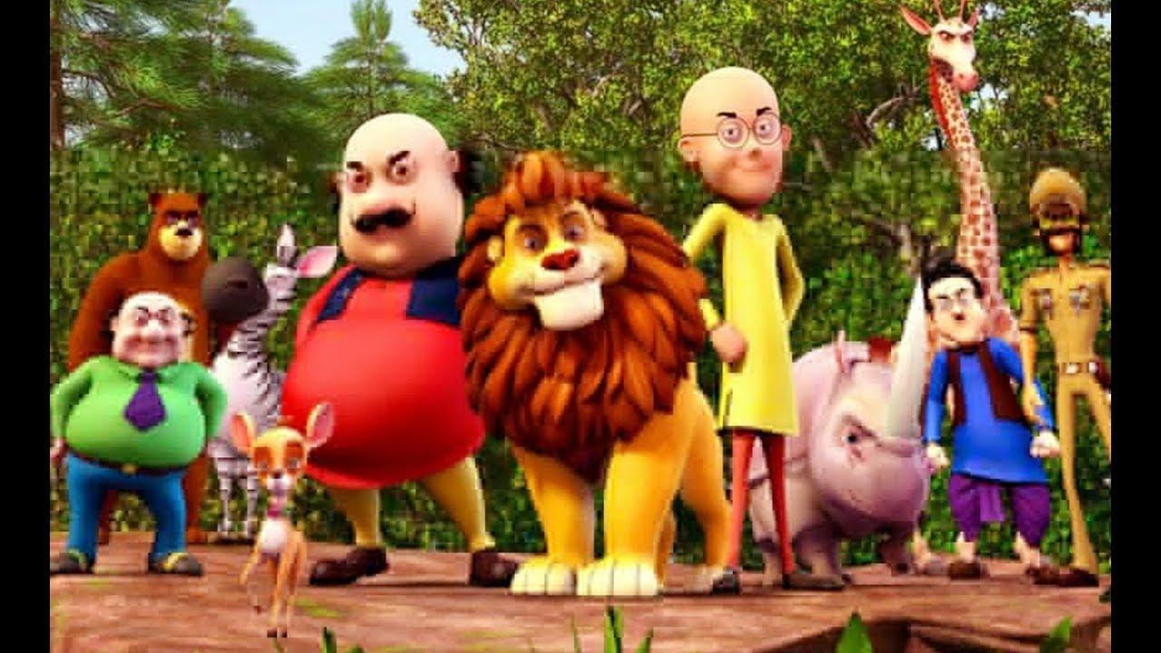 Motu patlu funny cartoon 1 ||| kids cartoon song