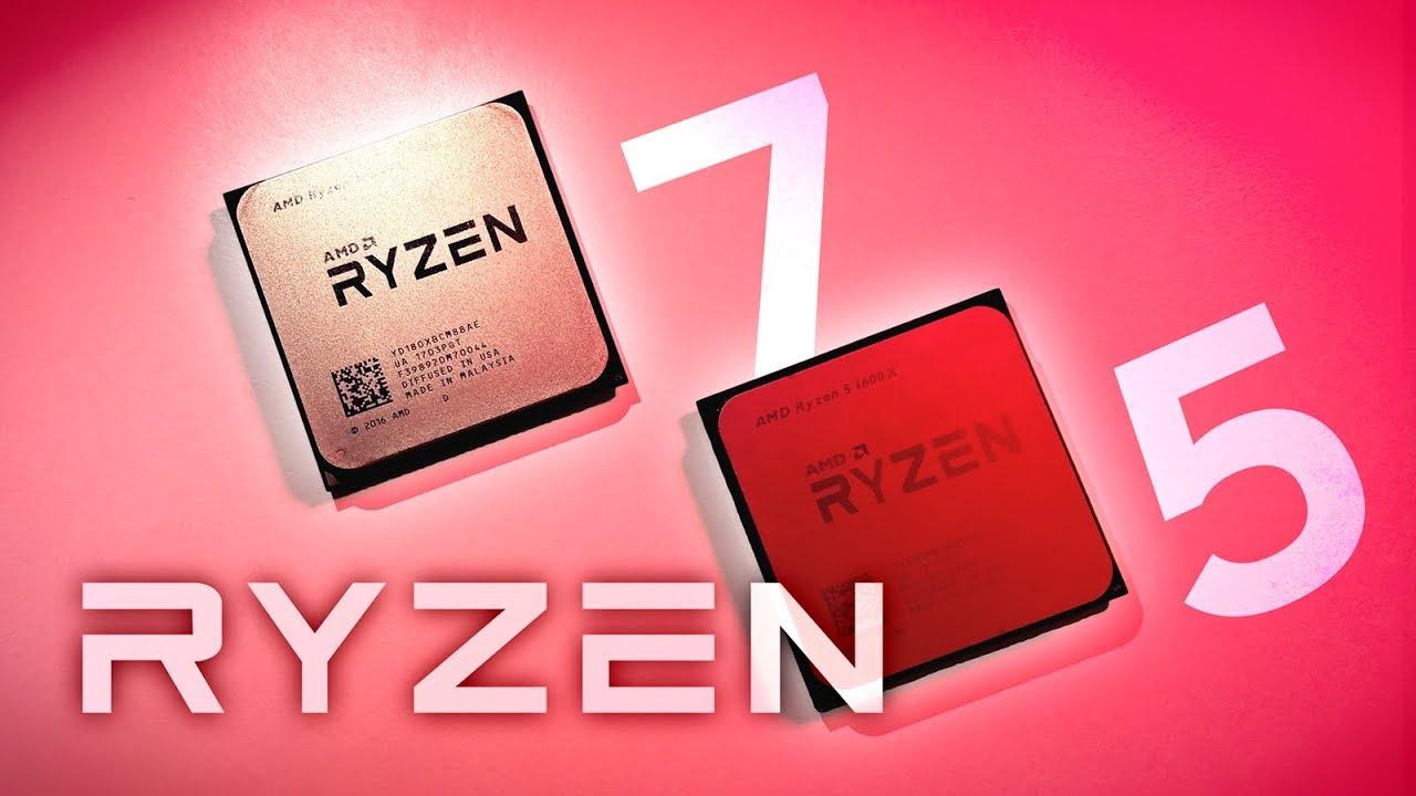 AMD Ryzen 7 / Ryzen 5 レビュー - Core i7から買い替えの価値あり?【ベンチマーク】